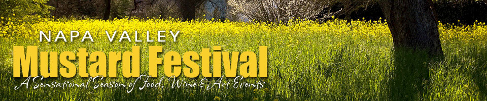 About the Napa Valley Mustard Festival