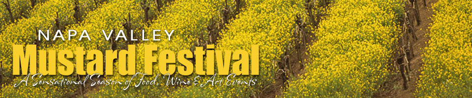 Art Exhibit for the Napa Valley Mustard Festival 2010